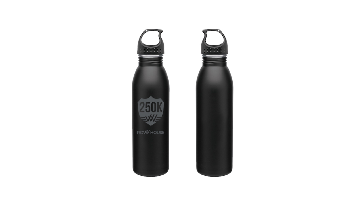 250K Meter Water Bottle