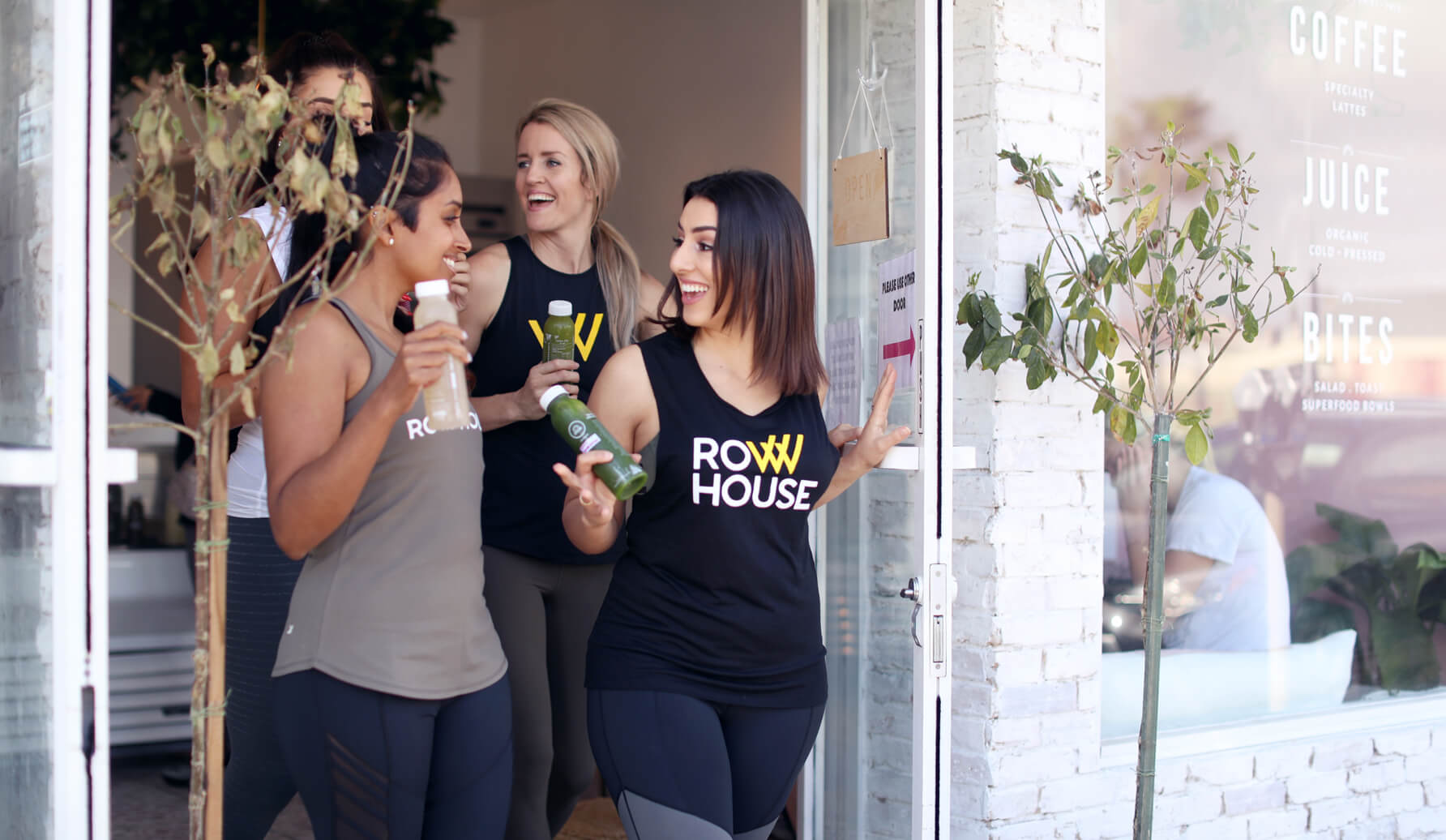 Row House Corporate Partnerships